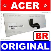 Teclado Original Notebook Acer Aspire 5750-6 Br824 Br Ç Novo