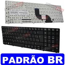 Teclado Original Notebook Acer E1-571-6601 E1-571-6854 Br Ç