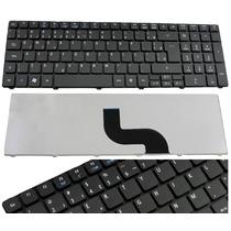 Teclado Acer Aspire 5750z-4633 Abnt2 Wi-fi F3 Sn7105a
