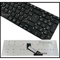 Teclado Do Notebook Acer Aspire E1-572-6830 E1-572-6638 Novo