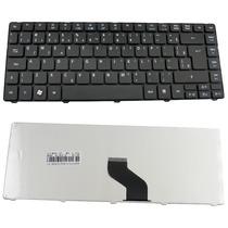 Teclado Notebook Acer Aspire 4739z-4647 4349-2462 Br Ç Novo