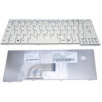 Teclado Branco Acer Aspire One Zg5 Zg6 Za8 Zg8 Kav10 Kav60