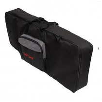 Capa Luxo Para Teclado 61 Teclas 5/8 - Solid Sound Bag Case