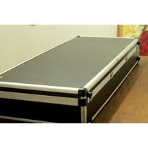 Hard Case Para Teclado 73 / 76 Teclas - Preto (iron Case)