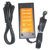 Fonte Para Teclado Yamaha Psr S950, S750, S710 16vdc 2,4 Amp