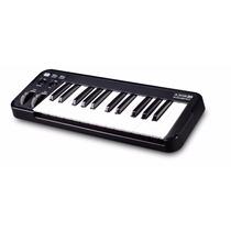 Mobile Keys 25 Controlador Line 6 Midi Usb Ios Ipad Iphone