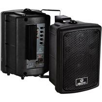 Caixa De Som Amplificada Monitor De Audio Waldman Rc108a