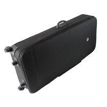 Semi-case P/ Teclado 76 Teclas Solid Sound Com Rodinhas