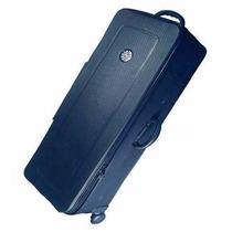 Semi-case Pedaleira (ou Outros) Solid Sound Com Rodinhas -