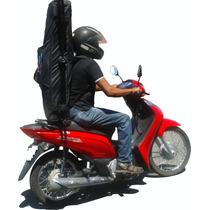 Capa Bag Teclado 5/8 Moto Personalizada Super Luxo Com Frete