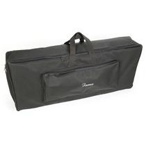 Capa Bag Para Teclado 5/8 Master Luxo Almofadada