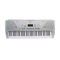 Teclado Musical 2172 Bivolt - 61 Teclas - 100 Ritmos - 8 Mo
