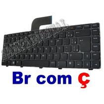 Teclado Dell Xps 15 L502x X501l Nsk-dx0bq-1b Aer01600050 Br