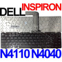 Teclado Dell Inspiron N4110 M4040 M4110 N4050 Abnt Ç Novo!