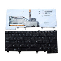 Teclado Dell Latitude E6320 E6420 E5420 E6420 Us Retroilumin