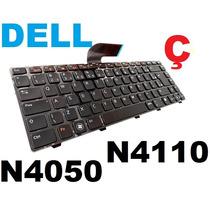 Teclado Dell Vostro 3350 3450 3550 3555 Inspiron 14r N4050 Ç