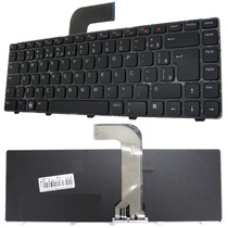 Teclado Notebook Dell Aer01600010 Aer01k00220 Nsk-dx0sq Novo