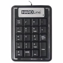 Teclado Numérico Usb Hardline Kb-42f Notebook Pc