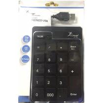 Teclado Knup Kp-2003 Numérico Para Notebook