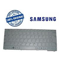 Teclado Do Netbook Samsung N150 Branco Ç