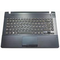 Teclado Azul Notebook Samsung Np270 E4e Series Ba75-04583p