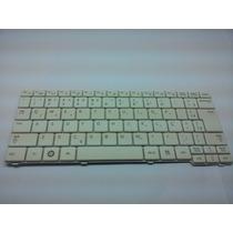 Teclado Br Branco Para Netbook Samsung Np100 Np100nzc