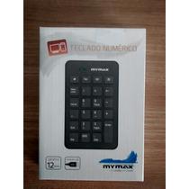 Teclado Numerico Usb Para Notebook E Pcs