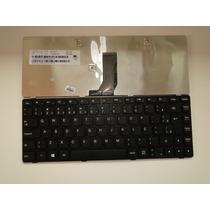 Teclado Lenovo Ideapad Z380 Z480 Z485 G480 G485 Abnt2 Ç Novo