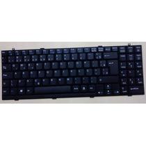 Teclado Lg R580 R560 Aeql5600010 Ql5 Abnt Br Ç Original