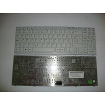Teclado Notebook Lg S510 R500 S1 P1 Séries Branco Com Ç