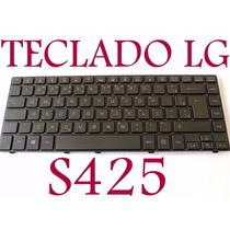 Teclado Notebook Lg S425 S430 S460 N450 N460 Lg S43 Br Ç