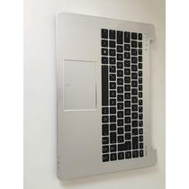 Teclado Asus Vivobook S400 Moldura+som+tecado+mouse Mp-12f3