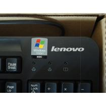 Teclado Lenovo Ibm Abnt2 C/ Tecla Ç P/n 41a5044