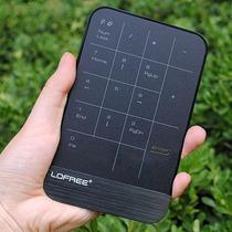 Teclado Numérico Touch E Touch Pad Ergonômico 2 Em 1 Lofree