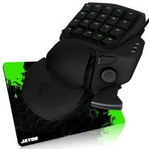 Teclado Razer Orbweaver Gaming Keyboard + Mousepad Grátis