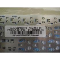 Teclado Asus - Modelo: V021562hk3 - P/n: 0kna-0dbr2