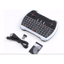 Mini Teclado Smart Tv Pc Celular Ps3/4 Xbox360 Linux Mac Os