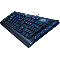 Teclado A4tech Game Kd-600l Iluminado Led Usb Pto