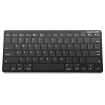 Teclado S/fio Mini Bluetooth Multilaser Tc153 Mania Virtual