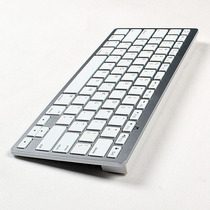 Teclado Bluetooth Mini Slim Sem Fio Pc Smat Tv Lg Samsung