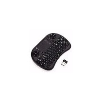 Mini Teclado Touchpad Mouse Wireless Android Tv Ps3 Xbox