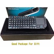 Ipazzport Teclado Bluetooth Touchpad Mouse And Laser Pointer