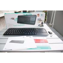 Teclado Logitech K400r Wireless Touch Keyboard