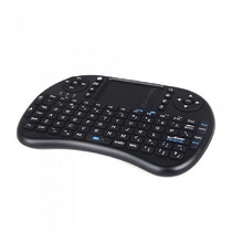 Mini Teclado + Air Mouse (touchpad) Wireless P/pc E Android