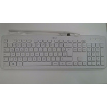 Teclado Usb Com Fio All In One Lg 22v240 Original Lg
