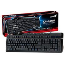 Teclado Gx Gaming Kb-g255 Led Luminoso Azul Usb