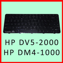 Teclado Notebook Hp Pavilion Dm4-1000 Dv5-2000