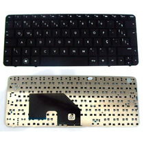 Teclado Netbook Hp Mini 110-3000 110-3100 606618-201 Br Novo