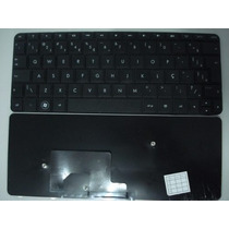 Teclado Original Hp Mini 210-2000 210-3000 Series Preto *ç*