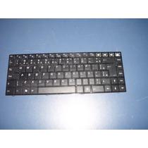 Teclado Notebook Itautec A7520 C/ Defeito P/ Retirada Teclas